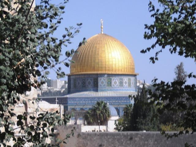 Memories:  Jerusalem – 2009
