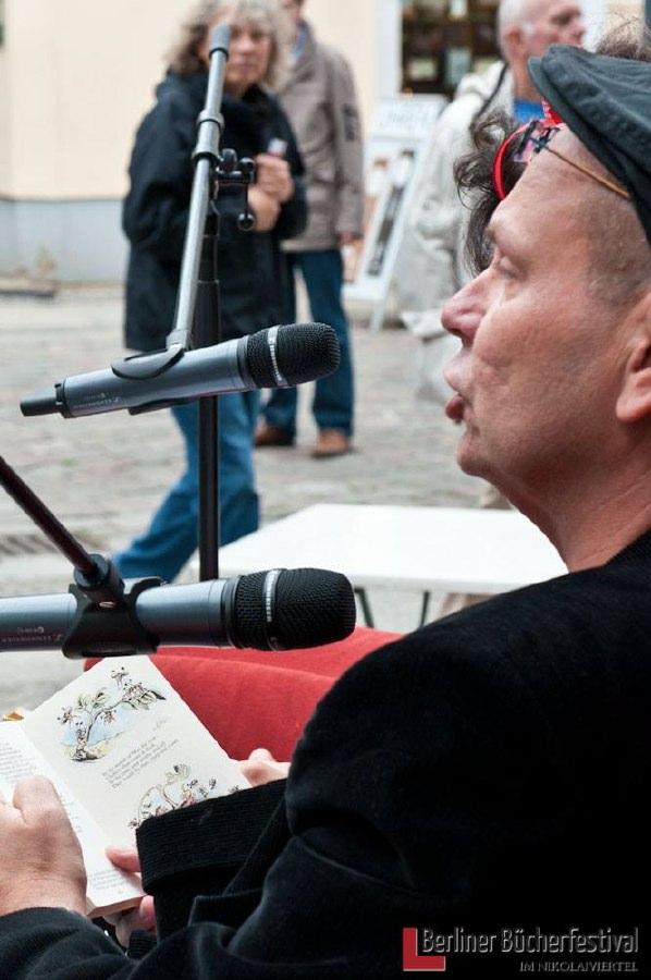 Torry J. Kay beim Bücherfestival im Nikolaiviertel am 28. / 29. Juni 10214